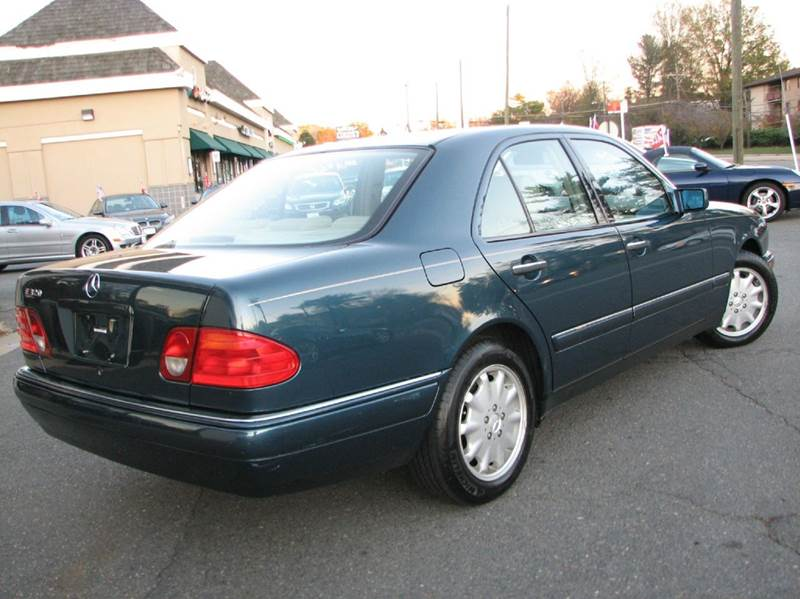 1999 Mercedes-Benz E-Class E320 4dr Sedan In Falls Church ...