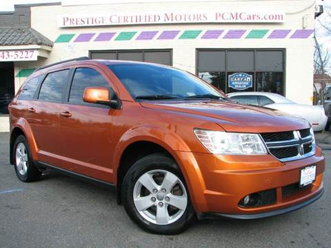 2011 Dodge Journey for sale at Prestige Certified Motors in Falls Church VA