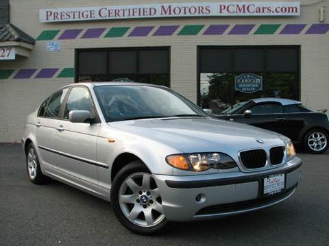 2003 BMW 3 Series for sale at Prestige Certified Motors in Falls Church VA