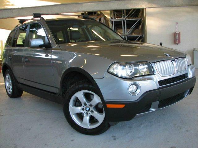 2007 BMW X3 for sale at Prestige Certified Motors in Falls Church VA