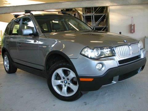 2007 BMW X3 for sale at Prestige Certified Motors in Falls Church VA