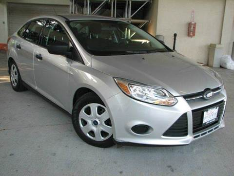 2014 Ford Focus for sale at Prestige Certified Motors in Falls Church VA