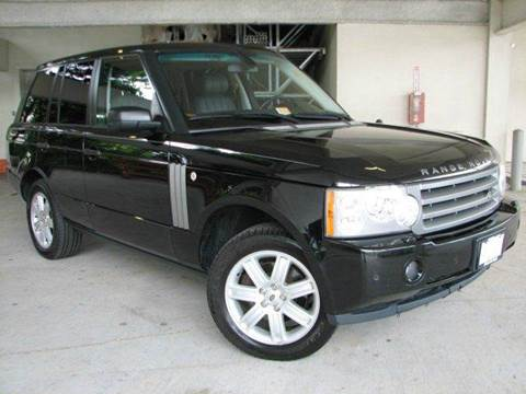 2006 Land Rover Range Rover for sale at Prestige Certified Motors in Falls Church VA