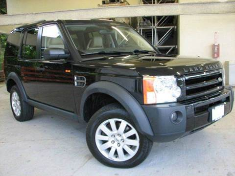 2006 Land Rover LR3 for sale at Prestige Certified Motors in Falls Church VA