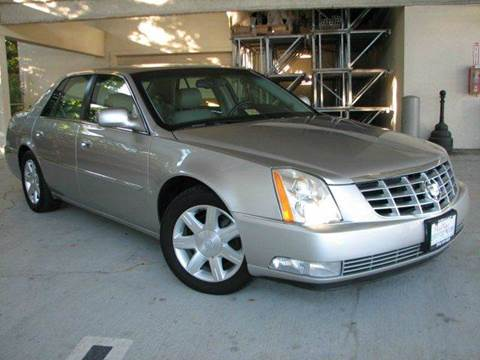 2007 Cadillac DTS for sale at Prestige Certified Motors in Falls Church VA