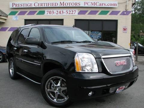 2008 GMC Yukon for sale in Falls Church, VA