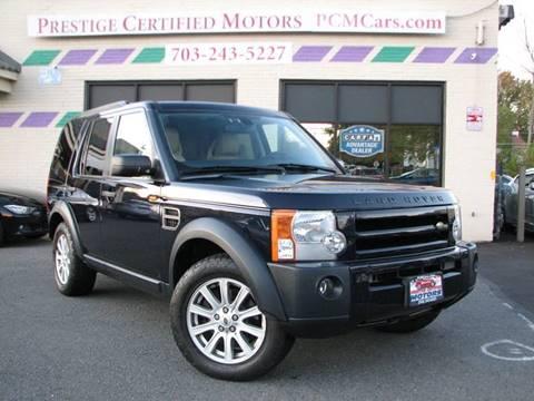 2006 Land Rover LR3 for sale in Falls Church, VA