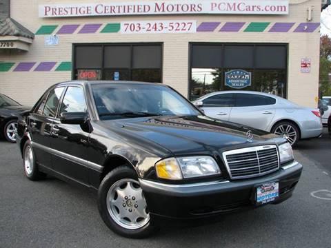 1998 Mercedes-Benz C-Class for sale in Falls Church, VA