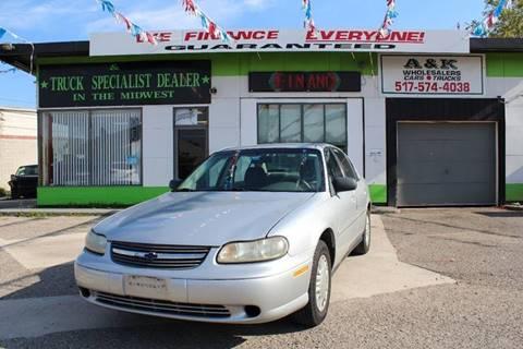 2005 Chevrolet Classic for sale in Lansing, MI