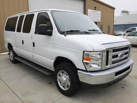 2014 Ford E-350 for sale at Albers Sales and Leasing, Inc - Passenger Vans in Bismarck ND