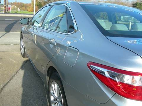 2015 Toyota Camry for sale in San Pablo, CA
