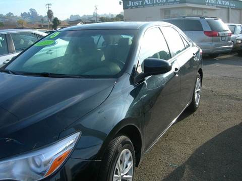 2015 Toyota Camry for sale in San Pablo CA