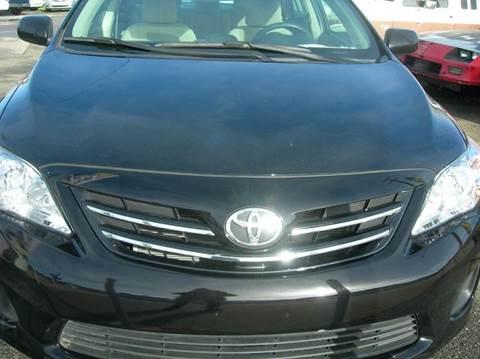 2013 Toyota Corolla for sale in San Pablo CA