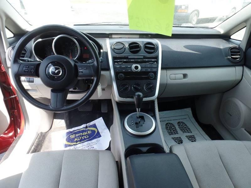 2008 Mazda Cx7 Sport 4dr SUV In CLINTONVILLE WI  STEINKE AUTO INC