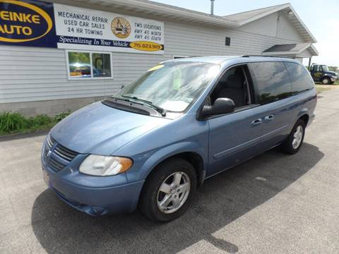 2007 Dodge Grand Caravan for sale in Clintonville, WI
