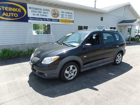 2006 Pontiac Vibe for sale in Clintonville, WI