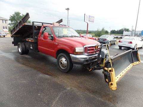 2000 Ford F-450 for sale in Clintonville, WI