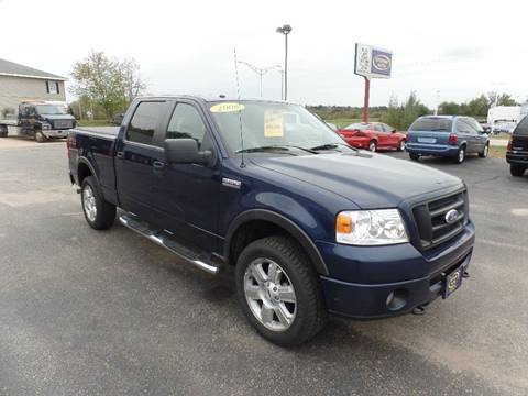 2008 Ford F-150 for sale in Clintonville, WI