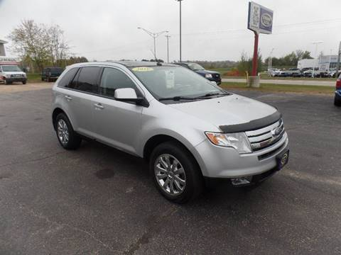 2010 Ford Edge for sale in Clintonville, WI