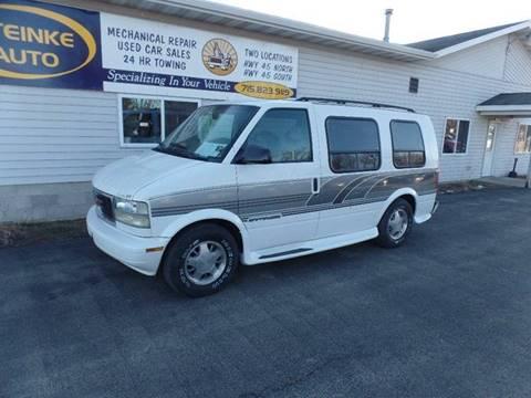 2001 GMC Safari for sale in Clintonville, WI