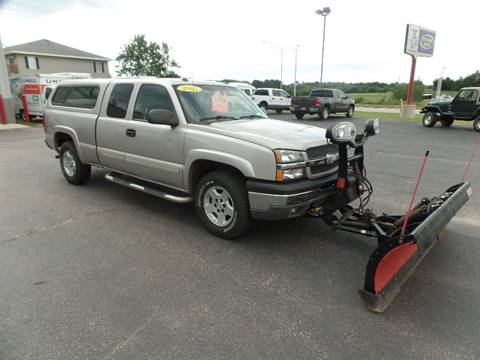 2005 Chevrolet Silverado 1500 for sale in Clintonville, WI