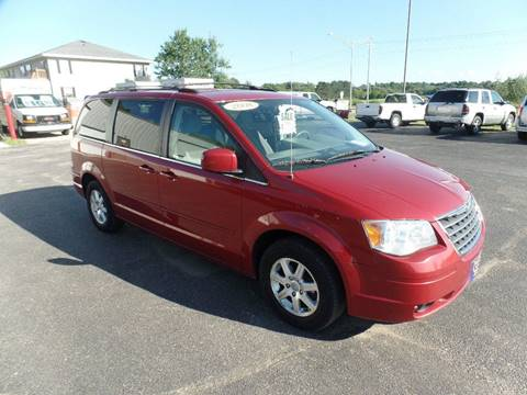 2008 Chrysler Town and Country for sale in Clintonville, WI