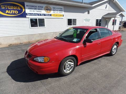 2005 Pontiac Grand Am for sale in Clintonville, WI