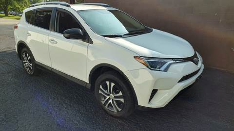 2016 Toyota RAV4 for sale at John Lombardo Enterprises Inc in Rochester NY
