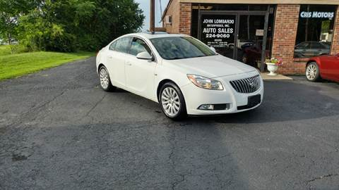 2011 Buick Regal for sale at John Lombardo Enterprises Inc in Rochester NY