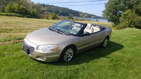 2004 Chrysler Sebring for sale at John Lombardo Enterprises Inc in Rochester NY