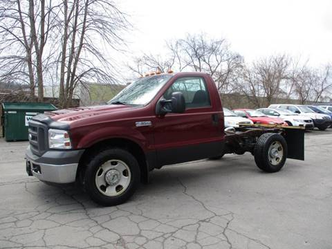 2005 Ford F-350 Super Duty for sale at John Lombardo Enterprises Inc in Rochester NY