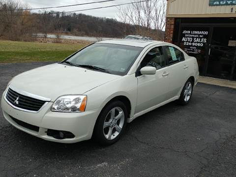 2009 Mitsubishi Galant for sale at John Lombardo Enterprises Inc in Rochester NY