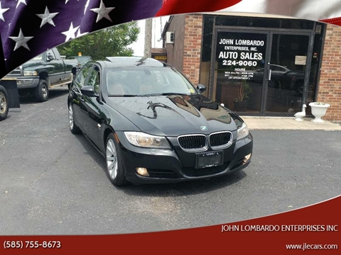 2011 BMW 3 Series for sale at John Lombardo Enterprises Inc in Rochester NY