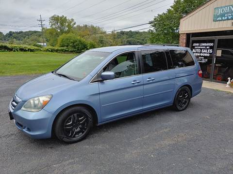 2006 Honda Odyssey for sale in Rochester, NY