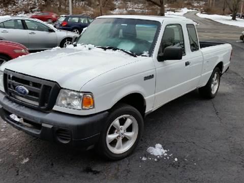 2011 Ford Ranger for sale at John Lombardo Enterprises Inc in Rochester NY