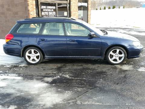 2006 Subaru Legacy for sale at John Lombardo Enterprises Inc in Rochester NY