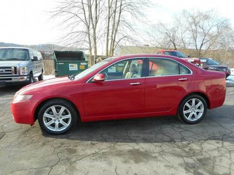 2004 Acura TSX for sale at John Lombardo Enterprises Inc in Rochester NY