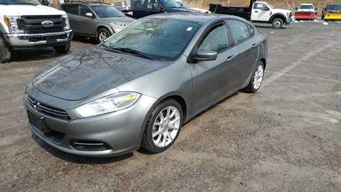 2013 Dodge Dart for sale at John Lombardo Enterprises Inc in Rochester NY
