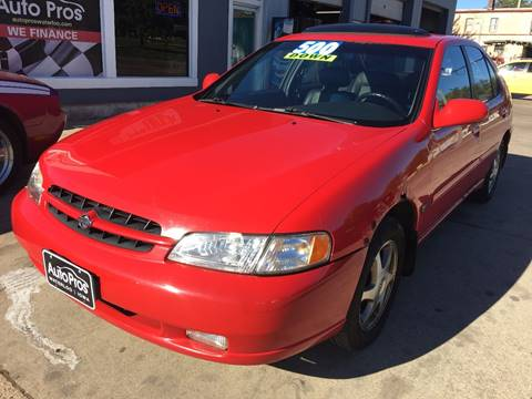 1999 Nissan Altima for sale in Waterloo, IA
