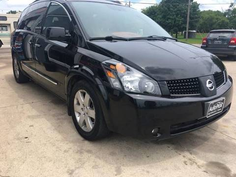 2005 Nissan Quest for sale at AutoPros - Waterloo in Waterloo IA
