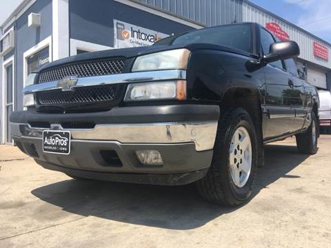 2005 Chevrolet Silverado 1500 for sale at AutoPros - Waterloo in Waterloo IA