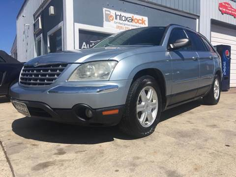2005 Chrysler Pacifica for sale at AutoPros - Waterloo in Waterloo IA