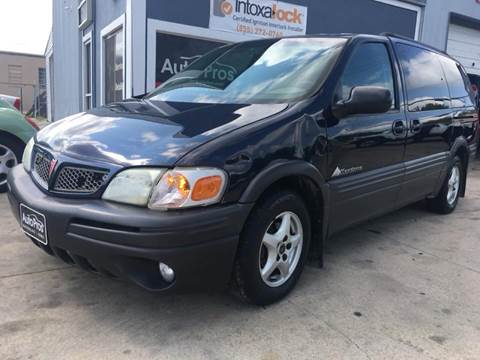 2004 Pontiac Montana for sale at AutoPros - Waterloo in Waterloo IA