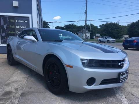 2010 Chevrolet Camaro for sale at AutoPros - Waterloo in Waterloo IA