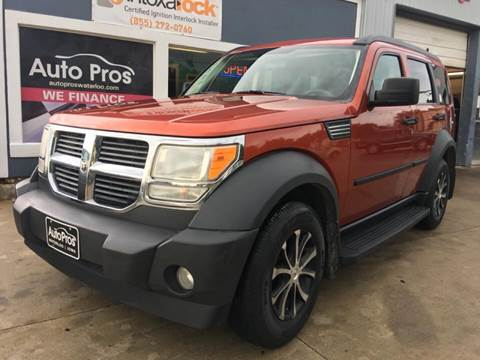2007 Dodge Nitro for sale at AutoPros - Waterloo in Waterloo IA
