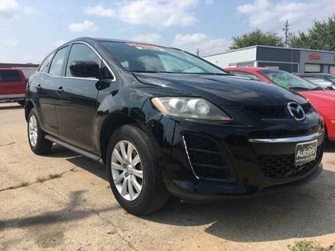 2010 Mazda CX-7 for sale at AutoPros - Waterloo in Waterloo IA