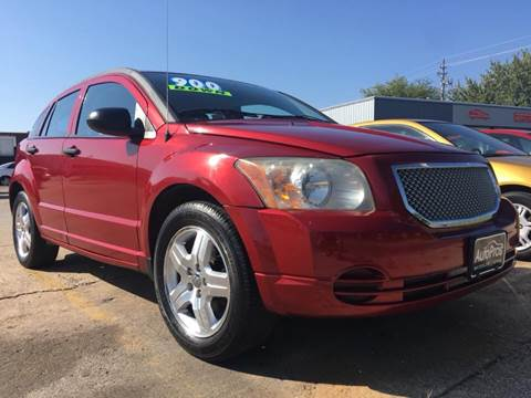 2007 Dodge Caliber for sale at AutoPros - Waterloo in Waterloo IA