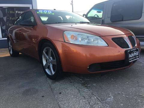2006 Pontiac G6 for sale at AutoPros - Waterloo in Waterloo IA