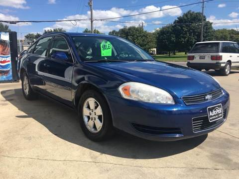 2006 Chevrolet Impala for sale at AutoPros - Waterloo in Waterloo IA