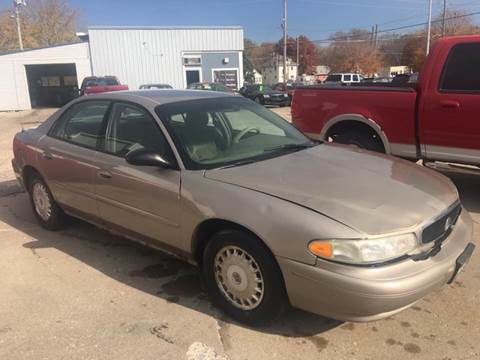 2003 Buick Century for sale at AutoPros - Waterloo in Waterloo IA